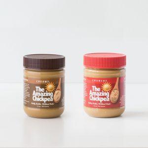 The Amazing Chickpea Creamy & Crunchy