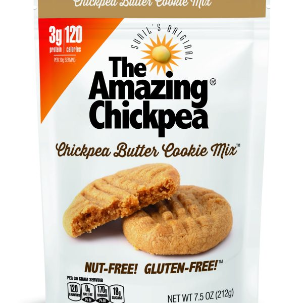 The Amazing Chickpea Butter Cookie Mix