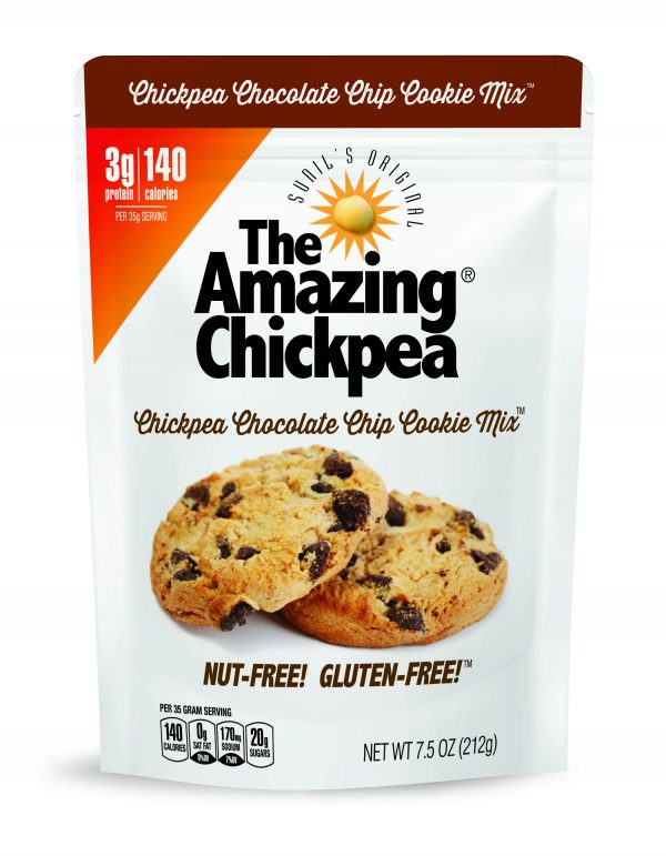 The Amazing Chickpea Chocolate Chip Cookie Mix