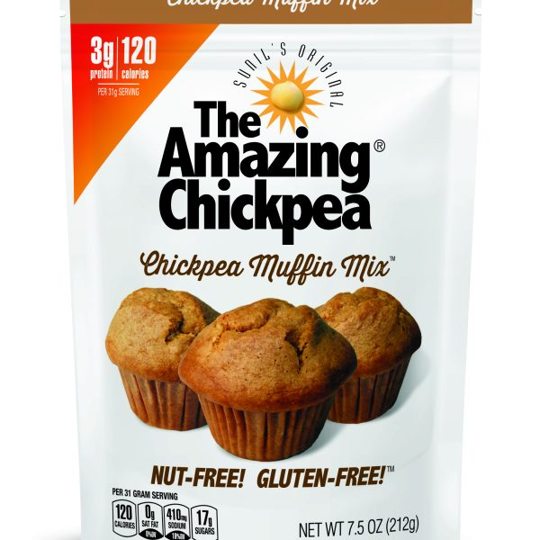 The Amazing Chickpea Muffin Mix