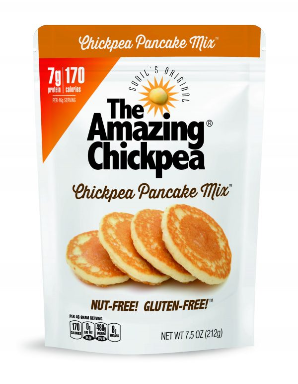 The Amazing Chickpea Pancake Mix